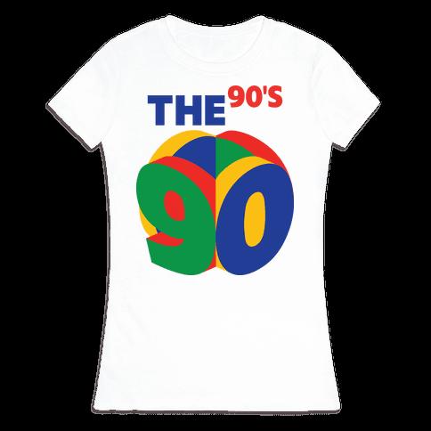 The 90's (Nintendo 64) Womens T-Shirt