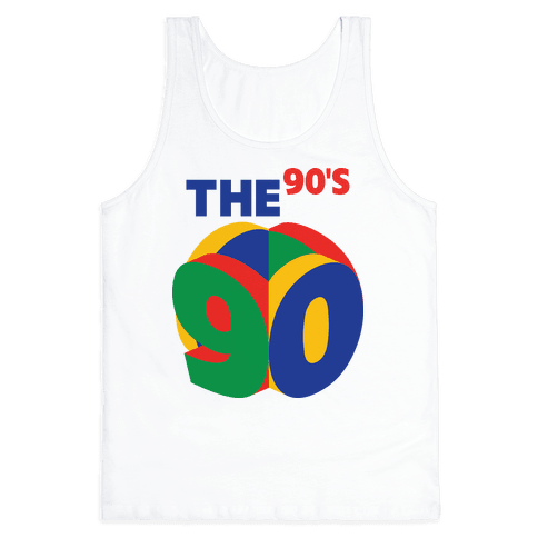 The 90's (Nintendo 64) Tank Top