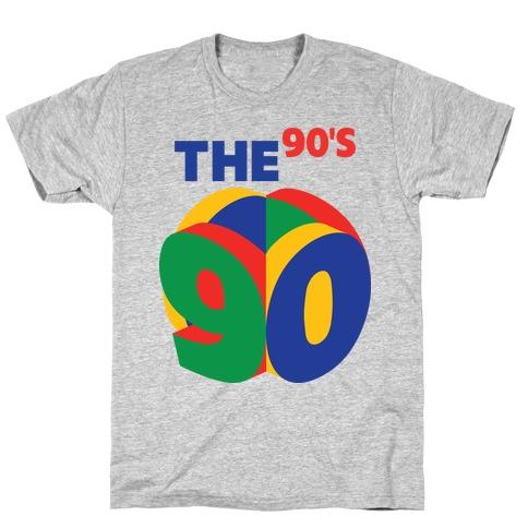The 90's (Nintendo 64) T-Shirt