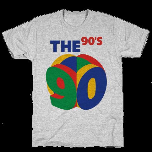 The 90's (Nintendo 64) Mens T-Shirt