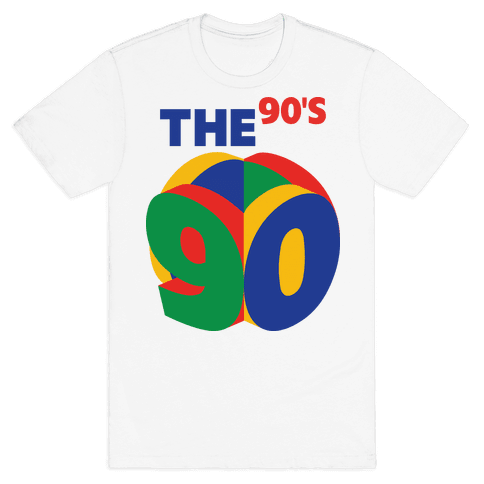 The 90's (Nintendo 64) Mens T-Shirt