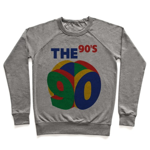 The 90's (Nintendo 64) Pullover