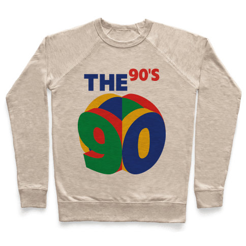 The 90's (Nintendo 64) Pullover