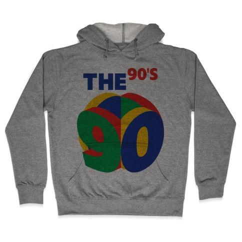 The 90's (Nintendo 64) Hooded Sweatshirt