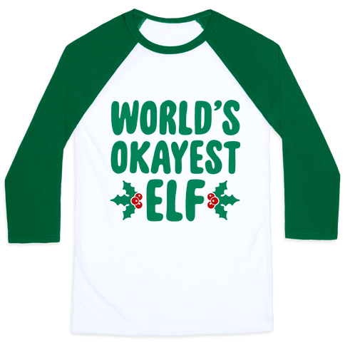World's Okayest Elf