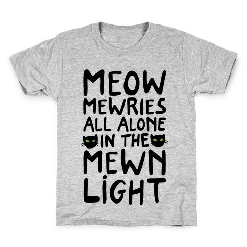 Meowmewries Kids T-Shirt