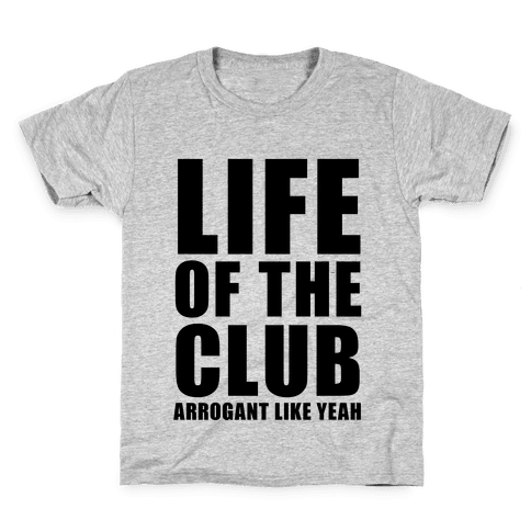 Life Of The Club Kids T-Shirt