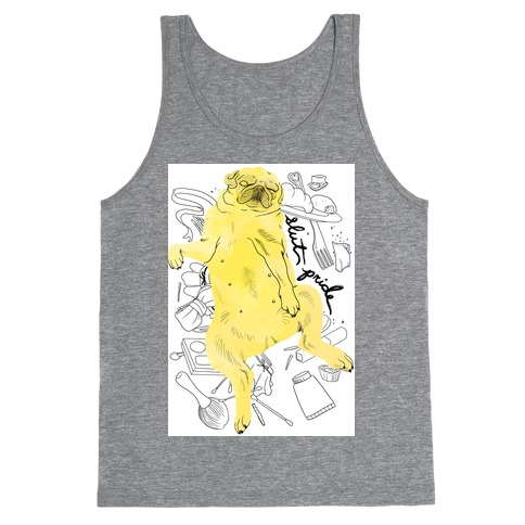 Slut Pride - Pug Tank Top