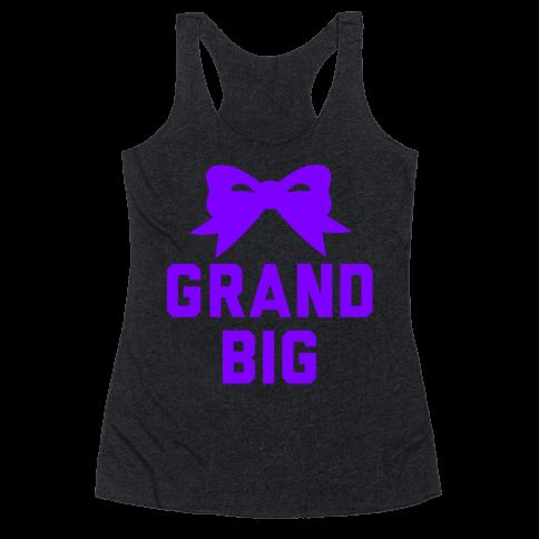 Grand Big Racerback Tank Top