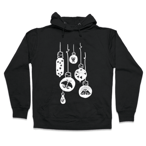 Moth And Wallflower Indie Lights Hooded Sweatshirt