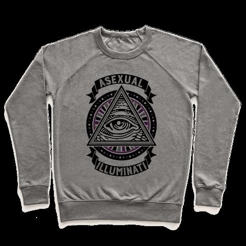 Asexual Illuminati Pullover