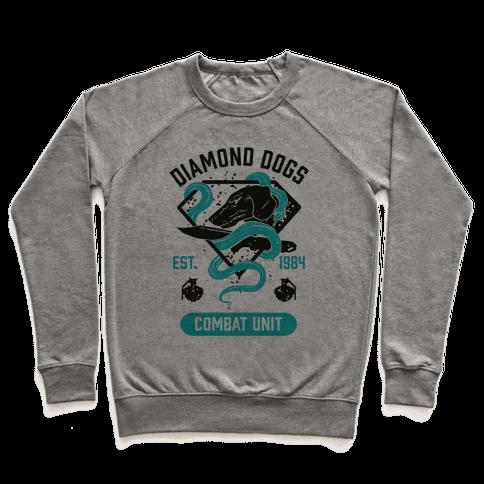 Diamond Dogs Combat Unit Pullover