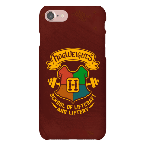 HogWeights Phone Case