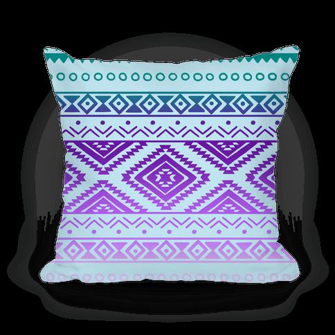 Aztec Ombre Pattern