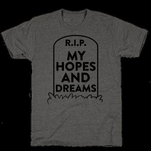 R.I.P. My Hopes And Dreams