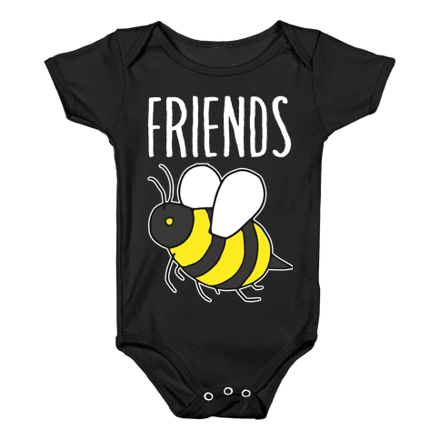 Best Friends: Bee  Baby Onesy