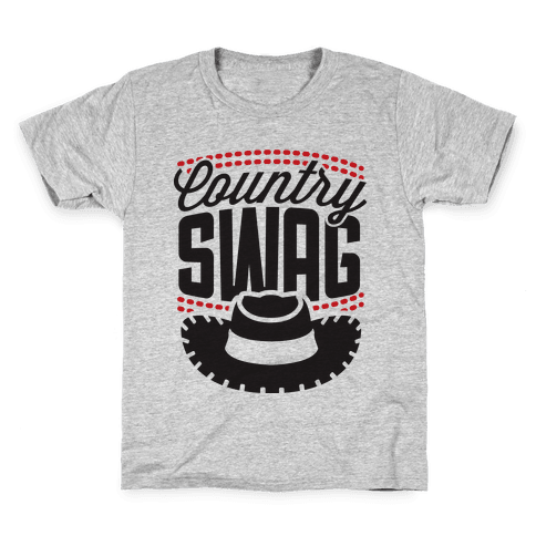 Country Swag Kids T-Shirt