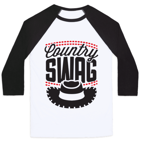 Country Swag Baseball Tee
