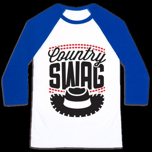 Country Swag Baseball Tee