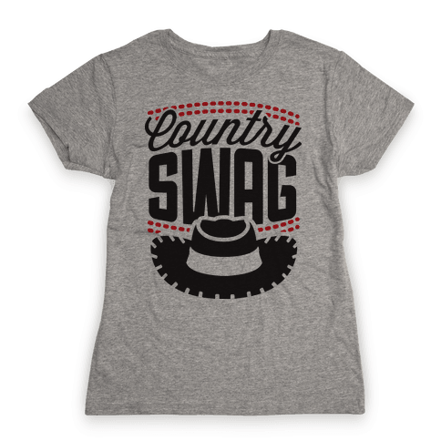 Country Swag Womens T-Shirt