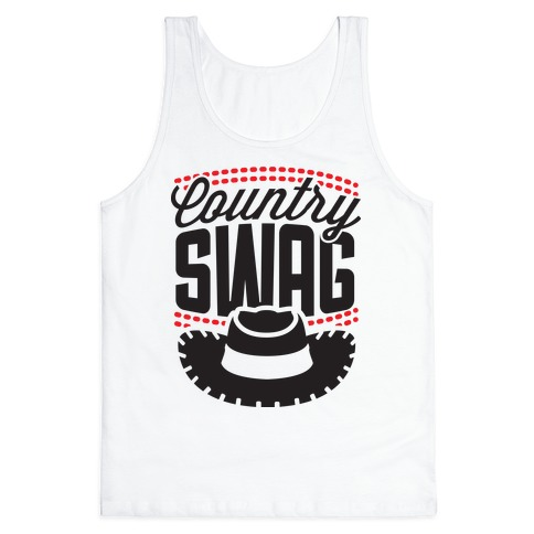 Country Swag Tank Top