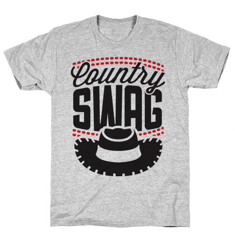 Country Swag Mens T-Shirt