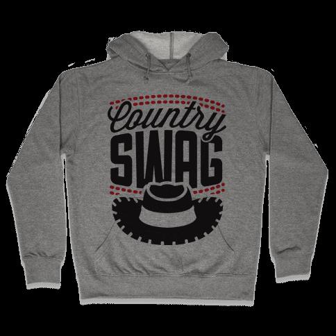Country Swag Hooded Sweatshirt