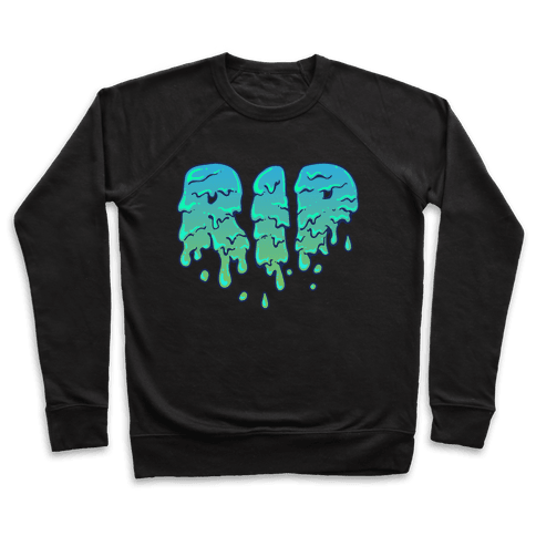 RIP Green Slime Pullover
