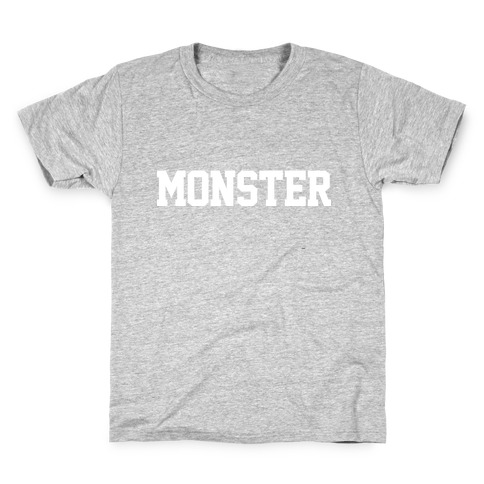 MONSTER Kids T-Shirt