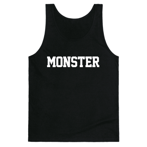 MONSTER Tank Top