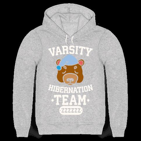 Varsity Hibernation Team