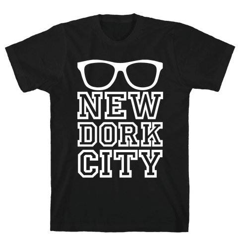 New Dork City Mens T-Shirt