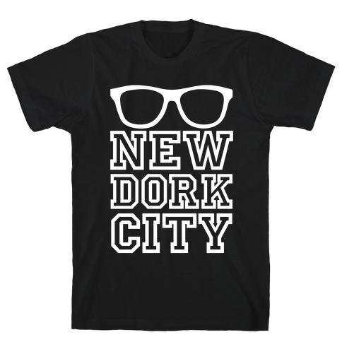 New Dork City Mens T-Shirt