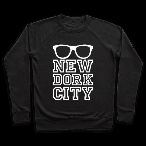 New Dork City Pullover