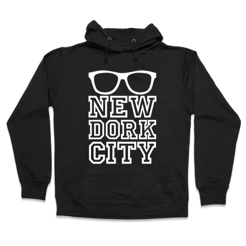 New Dork City Hooded Sweatshirt