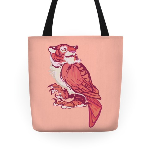 Bird Of Prey Tote