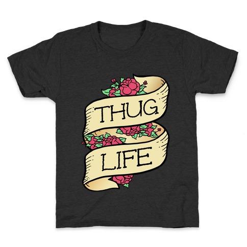 Thug Life Kids T-Shirt
