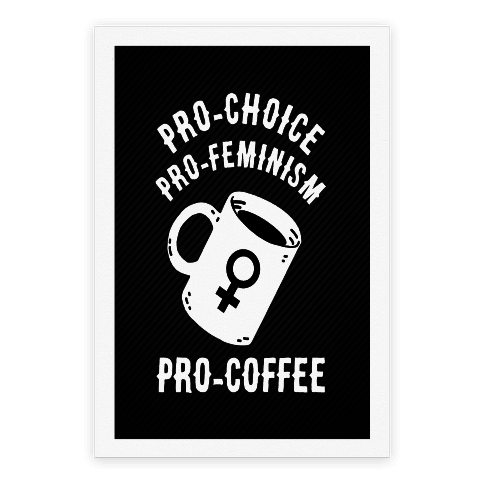 pro life verus pro choice feminism Can pro-choice and pro-life women find common ground it's complicated ground between pro-life and pro-choice women feminist critics line up with.