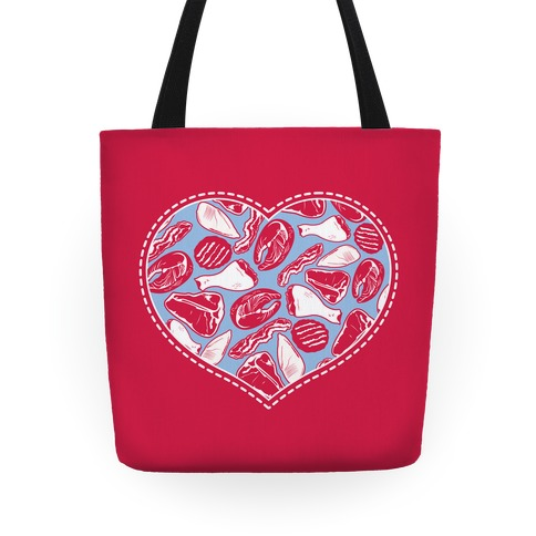 Meat Love Tote