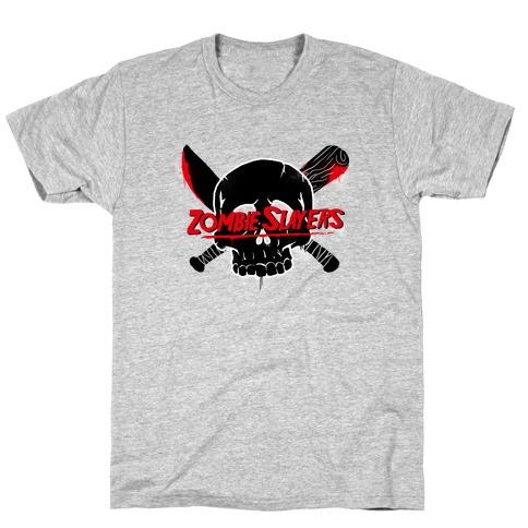 Zombie Slayers T-Shirt