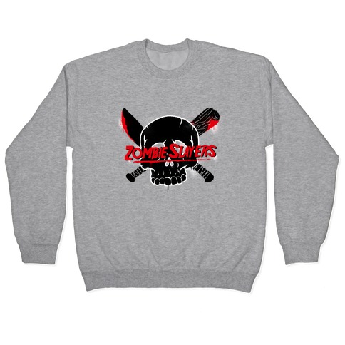 Zombie Slayers Pullover