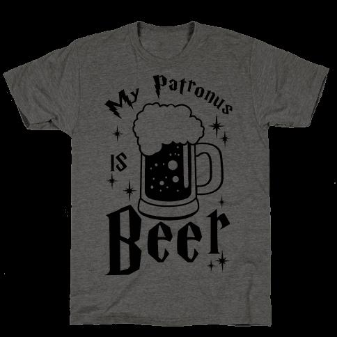 My Patronus Is Beer