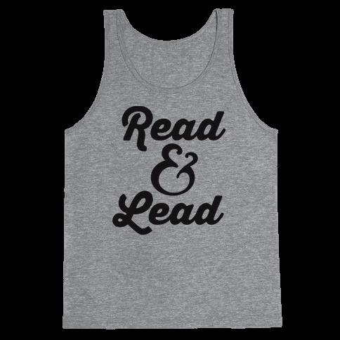 Read & Lead Tank Top