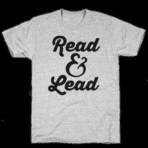 Read & Lead Mens T-Shirt