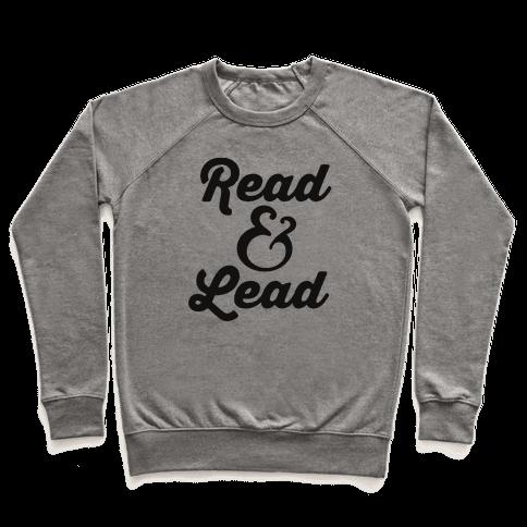 Read & Lead Pullover