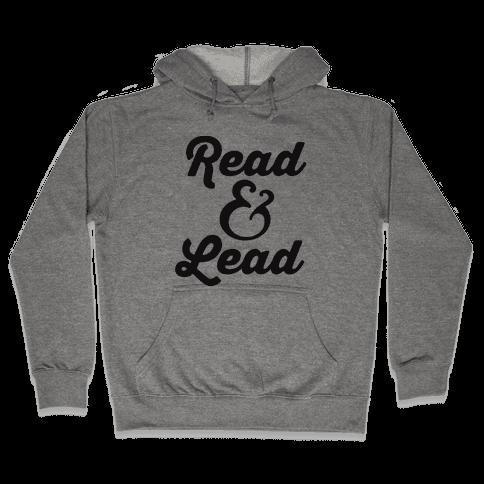 Read & Lead Hooded Sweatshirt