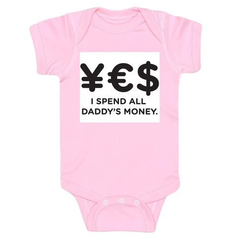 YES Baby Onesy