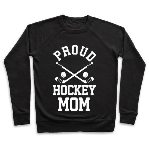 Proud Hockey Mom Pullover