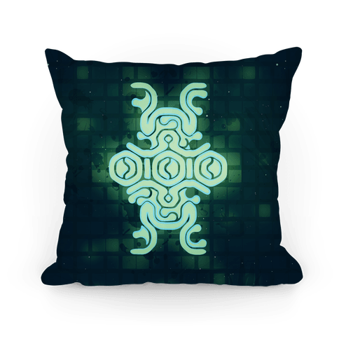 Shadow of Colossus Sigil Pillow
