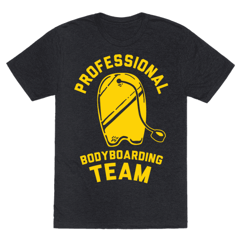 Professional Body Boarding Team